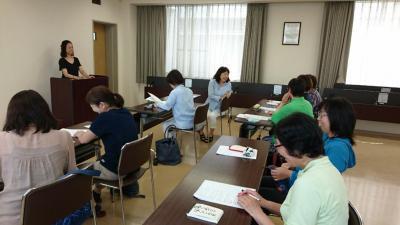 【神港園ホームヘルプ白川】 職員研修会を開催!