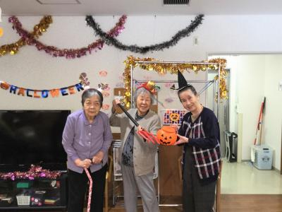 【Let's】 ハロウィンパーティー☆