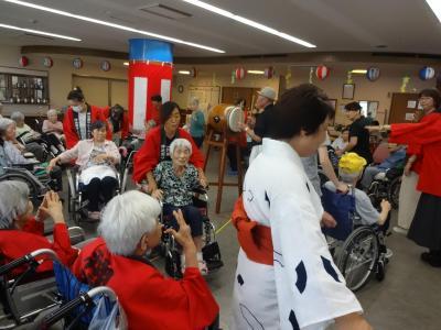 【サニーライフ白川夏祭り】開催!
