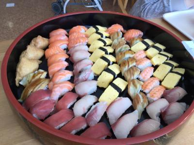 【食べ放題】にぎり寿司バイキング