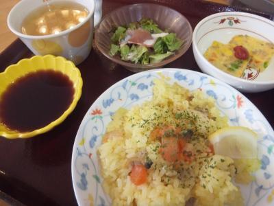 【行事食】美味しい食事で世界旅行 ♪