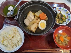【2月】美味しい食事で温泉旅行