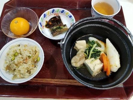 【12月】美味しい食事で温泉旅行