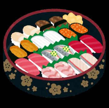 【行事】寿司バイキング